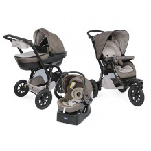 Chicco - Trio Activ3 Top - Dove Grey '2019