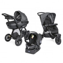 Chicco - Trio Activ3 Top - Iron '2019