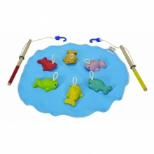 Plan Toys - Fishing Gare