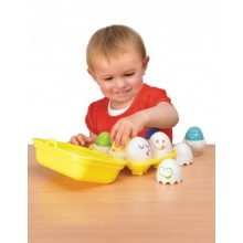 Tomy - Hide & Squeak Eggs