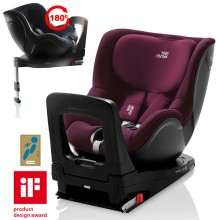 Römer - Swingfix i-Size - Burgundy Red '2019