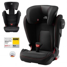 Römer - Kidfix III M - Cool Flow Black