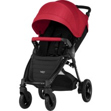 Britax Römer - B-Motion 4 Plus - Flame Red '2019
