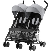 Britax - Holiday Double - Steel Grey '2019