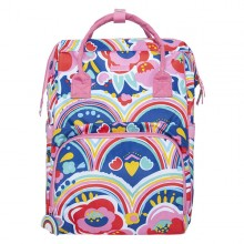 Tuc Tuc - Mochila Maternidade ALL IN Enjoy & Dream - Rosa