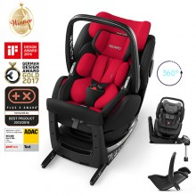 Recaro - Zero.1 Elite i-Size - Racing Red '2019
