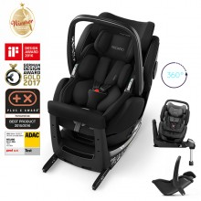 Recaro - Zero.1 Elite i-Size - Performance Black '2019