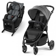 Recaro - Duo CityLife c/Zero.1 Elite i-Size - Graphite Grey '2019