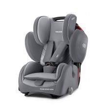 Recaro - Young Sport Hero - Aluminium Grey