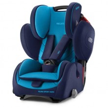 Recaro - Young Sport Hero - Xenon Blue