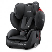 Recaro - Young Sport Hero - Performance Black