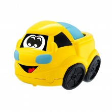 Chicco - Turbo Ball Tommy (amarelo)