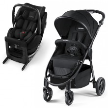 Recaro - Duo CityLife c/Zero.1 Elite i-Size - Black '2019