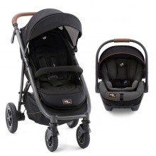 Joie - Duo Mytrax Flex c/i-Level - Signature Noir '2020