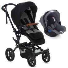 Jané - Duo Crosswalk R - Jet Black '2020