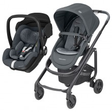 Bébé Confort - Duo Lila SP c/Marble - Essential Graphite '2020
