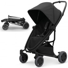 Quinny - Zapp Flex Plus - Black On Black '2020