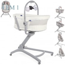Chicco - Baby Hug 4 in 1 - White Snow