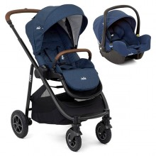 Joie - Duo Versatrax c/i-Snug - Deep Sea