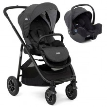 Joie - Duo Versatrax c/i-Snug - Pavement
