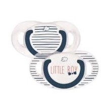 Bébé Confort - Conjunto de 2 Chupetas Natural Physio Little Boy 0-6M