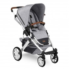 ABC Design - Salsa 4 c/Alcofa - Graphite Grey