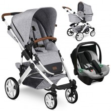 ABC Design - Trio Salsa 4 - Graphite Grey