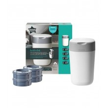 Tommee Tippee - Twist & Click com 4 Recargas
