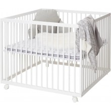 BabyDan - Parque Confort Play Pen - Branco