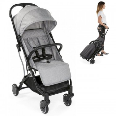 Chicco - Trolley Me - Light Grey