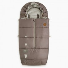 Tuc Tuc - Saco de Inverno Heady Natural - Marron