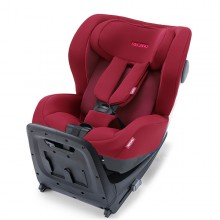 Recaro - Kio c/Base - Select Garnet Red