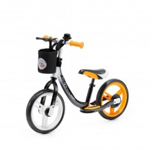 Kinderkraft - Bicicleta de Balanço Space - Orange