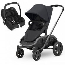 Quinny - Duo Hubb c/Tinca - Black On Black