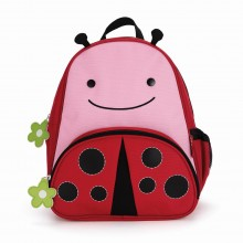 Skip Hop - Mochila ZOO PACK - LADY BUG