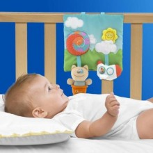 Chicco - Painel Happy Colors 2 em 1