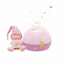 Chicco - Luz de Presença Goodnight Stars Rosa
