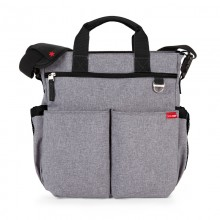 Skip Hop - DUO Signature Heather Gray