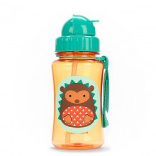 Skip Hop - Copo Straw Bottle - HEDGEHOG