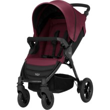 Britax Römer - B-Motion 4 - Wine Red '2018