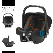 Britax Römer - Baby-Safe Plus SHRII - Black Marble '2017