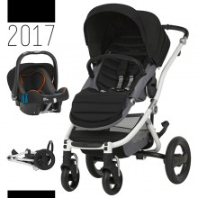 Britax Römer - Duo Affinity 2 - White Cosmos Black Marble '2017