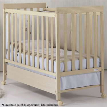Micuna - Cama Basic-1 - Natural