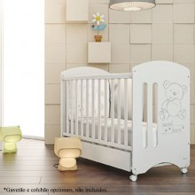 Micuna - Cama Sweet Bear - Blanco