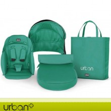 Chicco - Colour Pack para Urban Plus - Green Wave '2016