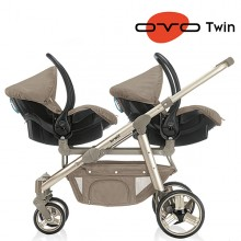 Brevi - Duo Ovo Twin - Beige '2017
