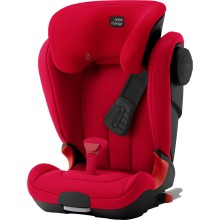 Römer - Kidfix II XP SICT - Black Series Fire Red '2019