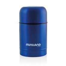 Miniland - Food Colour Thermo 600ml - Azul