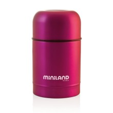 Miniland - Food Colour Thermo 600ml - Rosa