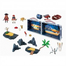 Playmobil Pirates - Ilha do Tesouro
